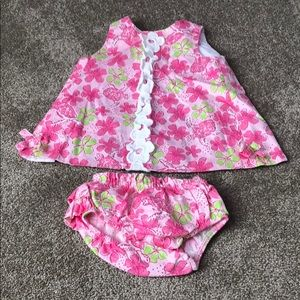 Baby Lilly Pulitzer dress